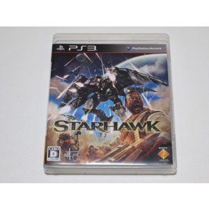 中古品 PS3 STARHAWK スターホーク 3enakans
