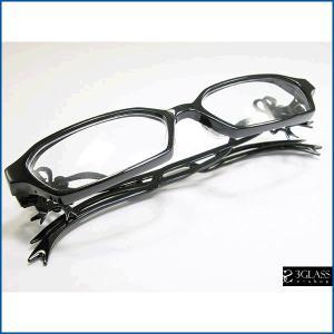 『BAYONETTA 2』 ベヨネッタ眼鏡|3glass|04