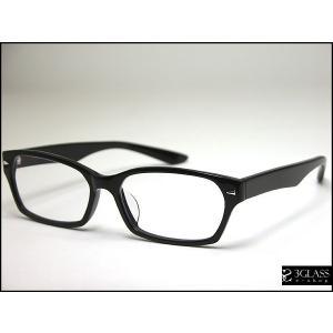 GACKT最新使用黒ぶちメガネ(3GLASS e-sop) メンズ メガネ サングラス