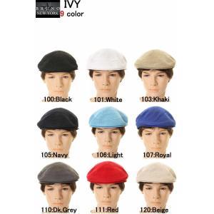 BRUNO CAPELO IVYstyle HAT CAP 帽子 キャップ ハンチング メッシュ 夏ハット 涼しい メンズ レディース アイテム 小物 Las Vegas ラスベガス|3love