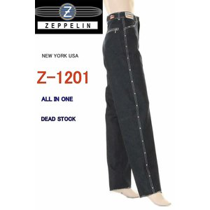 ZEPPELIN JEANS Z-1201 NEW YORK DEAD STOCK ゼッペリン ニューヨーク ジーンズ レディース 女性用 アメリカモデル|3love