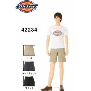 Dickies ショートパンツ LOT.42234 3カラー  【品質表示】 Quality ポリエ...
