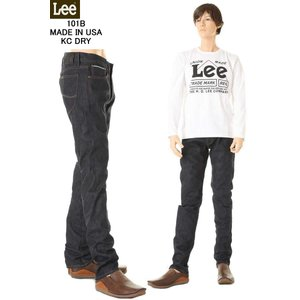 LEE MADE IN USA 101B LEE VINTAGE CLOTHING 新品1944モデル(44'Sリジット KC DRY|3love