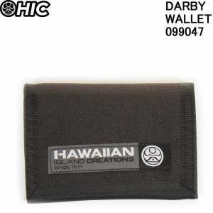 HIC エイチアイシー 099047 DARBY WALLET HAWAIIAN ISLAND CREATIONS ENJOY THE RIDE 財布|3love