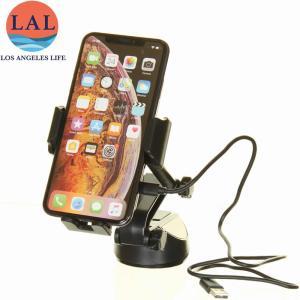 Iphone Xs XR XS max 充電OK 赤外線 ワイヤレス USBから 新型 車載ホルダー...
