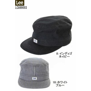 Lee リー LCA99003 ワークキャップ CAP 帽子  LEE カジュアル ワーク サービス レディース メンズ オリジナル キャップ ハット デニム アメリカン ワークウェア 3love