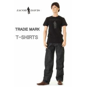JACOB DAVIS Wear Tee Shirts ヤコブ・デイビス Tシャツ CREW T-SHIRT クルーネックTシャツ 限定プリント|3love