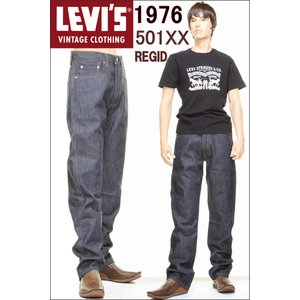 LEVI'S MADE IN USA 501XX リーバイス 501xx 1976年モデル 米国製501 XX リーバイス ヴィンテージ クロージング LEVIS VINTAGE CLOTHING 新品|3love