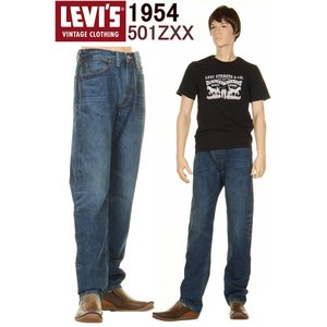 LEVI'S 50154-0063 501ZXX リーバイス 501zxx 1954年モデル リーバイス ヴィンテージ 新品 LEVIS VINTAGE CLOTHING|3love