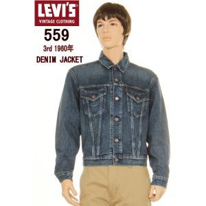 Levi's 72334-0134 3rd Denim Jacket リーバイス サードモデル デニムジャケット トラッカージャケット Gジャン RINCE リンス|3love