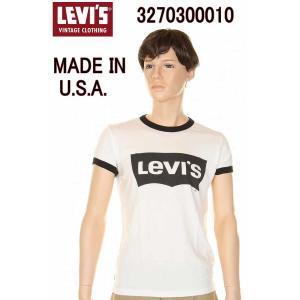 LEVI'S リーバイス 3270300010 VINTAGE CLOTHING ヴィンテージ クロージング 半袖 ショート スリーブ トップス オレンジタブ|3love