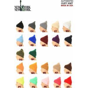 NEW YORK NEW YORK HAT&CAP COMPANY ワッチ ニューヨーク ニューヨーク ハット&キャップ カンパニー NYCニットキャップ帽子|3love