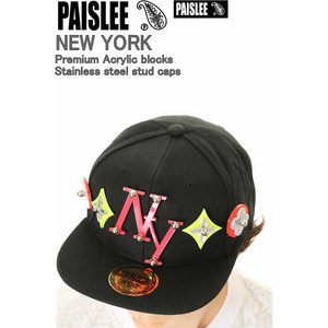 PAISLEE BRAND CAP USA VINTAGE FRAMES COMPANY USA RESORT NEW YORK VINTAGE FRAMES ペイズリー キャップ SNAPBACK CAP|3love