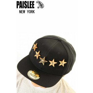 PAISLEE BRAND CAP USA VINTAGE FRAMES COMPANY USA PAISLEE BRAND FIVE STAR GOLD VINTAGE FRAMES ペイズリー キャップ SNAPBACK CAP|3love