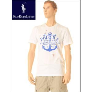 POLO RALPH LAUREN ポロ ラルフローレン ニューヨーク限定商品 半袖 クルーネックTシャツ 0457929(ホワイト)|3love