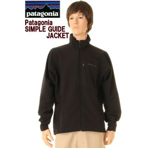 patagoniaMEN'S SIMPLE GUIDE JACKET メンズ シンプル ガイド ジャケット LOT 83747 BLK 3love