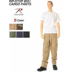 ROTHCO RIP STOP CARGO PANTS B.D.U USA ロスコ バトルドレス6ポケット ミリタリーカーゴパンツ アメリカ軍物ズボン|3love