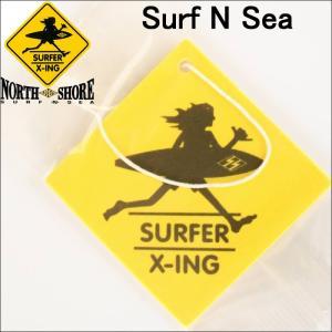 HAWAII HALEIWA Surf N Sea サーフ アンド シー Air Freshener ハワイ サーフショップ ハレイワ ハワイアン雑貨|3love