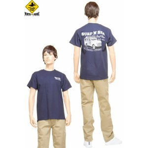 SURF-N-SEA サーフアンドシー ROLLIN TEE SHIRTS HAWAII tシャツ ハワイ ハレイワ サーフショップ ノースショア老舗|3love