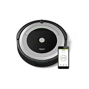 ルンバ 690 アイロボット ロボット掃除機 wifi対応 遠隔操作 自動充電 清掃予約 髪の毛 ペ...