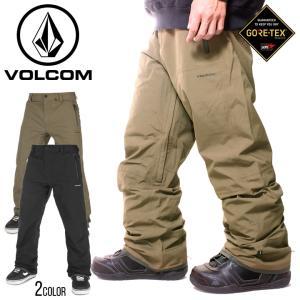 \年末感謝セール/ VOLCOM ボルコム スノーウェア パンツ メンズ L GORE-TEX PA...