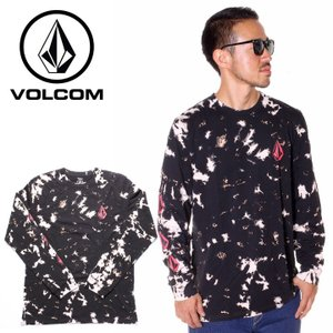 \年末感謝セール/ VOLCOM ボルコム Tシャツ ロンT メンズ STATIC NOISE L/...