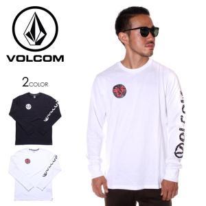 \年末感謝セール/ VOLCOM ボルコム Tシャツ ロンT メンズ JPN ROLLOUT LS ...