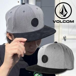 \年末感謝セール/ VOLCOM ボルコム キャップ メンズ QUARTER FABRIC HAT ...
