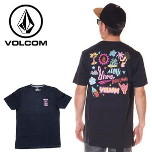 VOLCOM ボルコム Tシャツ メンズ SAVE OUR OCEANS HI S/S TEE