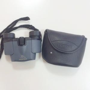 【本物保証】PENTAX ペンタックス タンクローM 8×21 6.2 UCF M 双眼鏡