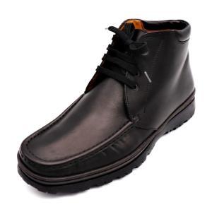 新品未使用展示品 フェラガモ レースアップ ブーツ ブラック メンズ サイズ 7 1/2 2E 参考サイズ25.5cm【本物保証】 3rboutipue