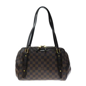 LOUIS VUITTON ルイヴィトン リヴィントンPM N41158 ショルダーバッグ ダミエ エベヌ【本物保証】|3rboutipue