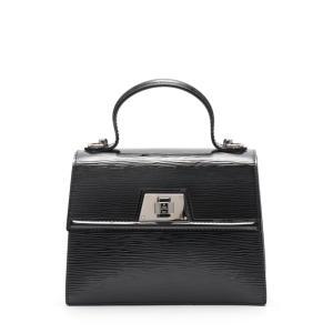 美品 LOUIS VUITTON ルイヴィトン セヴィニエPM M4053N エピエレクトリック ブラック ス【本物保証】|3rboutipue