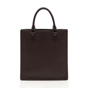 LOUIS VUITTON ルイヴィトン サックプラPM M5274D エピ トートバッグ レザー モカ【本物保証】|3rboutipue