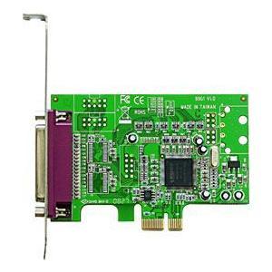 玄人志向 [1P-LPPCIE2] パラレルポードを最新のPCI-Express x1で使用可能!【お取り寄せ品】|3top