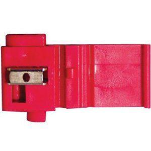 【スリーエムジャパン】<スコッチロック>558 100個セット/電力・制御用Uエレメントコネクタ/赤|3top
