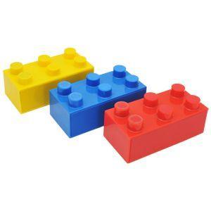 センチュリー BRICKS-BL BrickS【ブリックス】ブロック型で親しみやすいカワイイデザイン 置くだけでカンタンな未来派スマートフォンスピーカー(ブルー)|3top