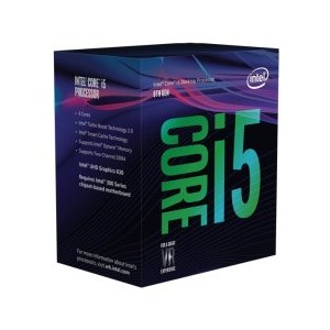 Intel BX80684I78600K Core i5-8600K 3.60GHz 9MB LGA1151 Coffee Lake|3top
