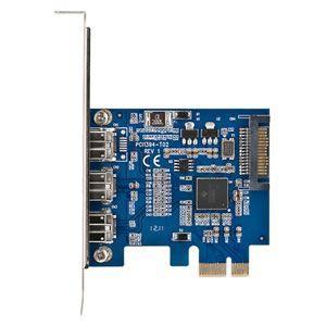 センチュリー CIF-FW8P3 ポートを増やしタイ IEEE1394b(FireWire800) 3ポート PCIe接続インターフェイスカード|3top