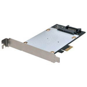 センチュリー CIF-HBC25MS [OS活してSSD de 高速化]SSD+ソフトでPCの動作を高速化するインターフェイスカード|3top