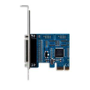 センチュリー CIF-P1PCIe ポートを増やしタイ パラレル 1ポート PCIe接続インターフェイスカード|3top