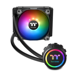 Thermaltake CL-W232-PL12SW-A Water 3.0 120 ARGB Sync 一体型水冷CPUクーラー(FN1281) 3top