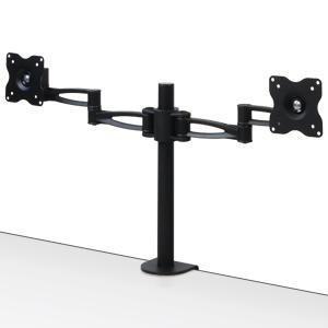 センチュリー CMA4A-DM モニターアーム鉄腕 4軸2面用|3top