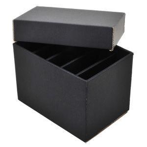 センチュリー CRM35-H705FBK 「裸族の村」ブラック蓋付き3.5インチHD専用収納BOX (最大5台)|3top