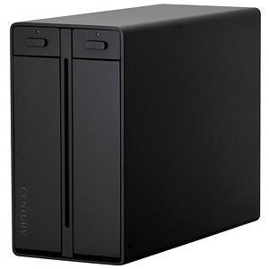 センチュリー CRTS35U31C裸族のテラスハウス RAID USB3.1 Type-C|3top
