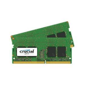 Crucial CT2K8G4SFS824A DDR4-2400 ノート用メモリ 260pin SO-DIMM 2枚組(8GBx2)|3top