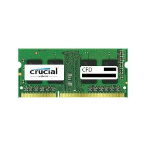 CFD D3N1600CM-2G Crucial スタンダードモデル DDR3L-1600 ノート用メモリ 204pin SO-DIMM 2GB|3top