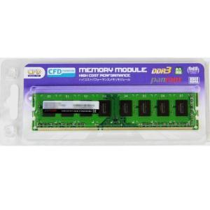 CFD D3U1600PS-4G CFD Panram DDR3-1600 デスクトップ用メモリ 240pin DIMM(4GBx1)|3top