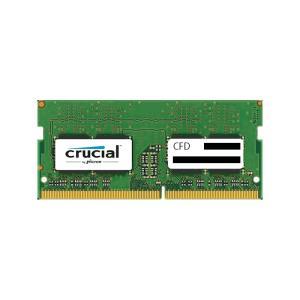 CFD D4N2400CM-4G Crucial スタンダードモデル DDR4-2400 ノート用メモリ 260pin SO-DIMM 4GB|3top