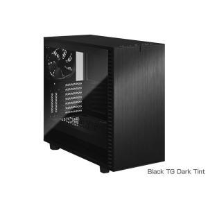 FractalDesign FD-C-DEF7A-03 [Define 7 Black TG Dar...